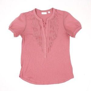 Dusty Rose shirt